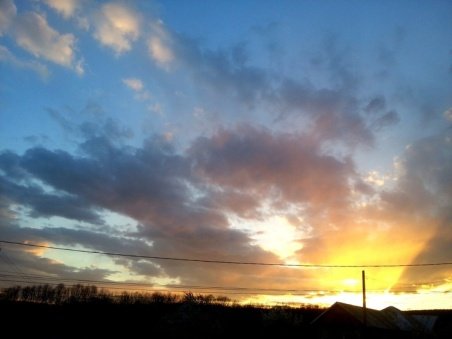 public sunrise
