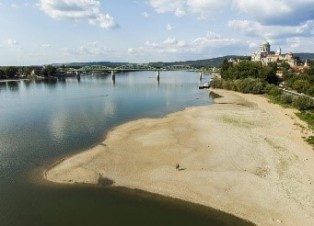 low danube