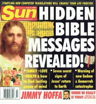 secret bible codes